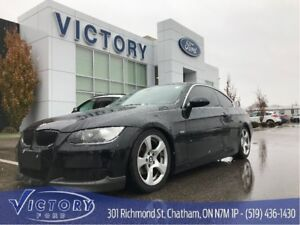 2007 BMW 3 Series 328i, Leather, Heated Seats, Sun Roof, AS IS
