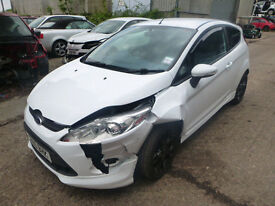 FORD FIESTA Zetec S 1.6 Individual Edition - GN10BHK - DIRECT FROM INS CO