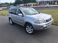 2006 Nissan X-Trail 2.2dCi 136 Columbia - New MOT - Only 91132 Miles
