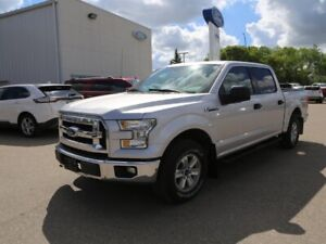 2016 Ford F-150 XLT **ONE OWNER**CREW CAB**