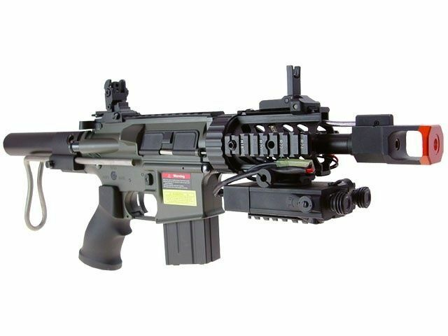 GE CQB Tanker AEG Electric Airsoft Rifle