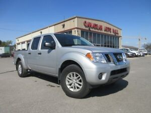 2017 Nissan Frontier SV 4X4 CREW CAB V6, JUST 18K!