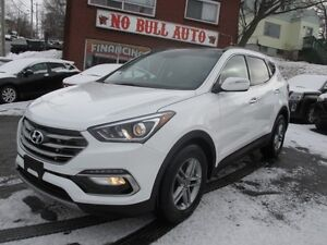 2017 Hyundai Santa Fe Sport 2.4L SE, Leather, AWD, Glass Roof