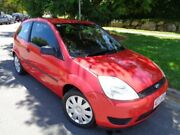 2005 Ford Fiesta LX Red 5 Speed Manual Hatchback Chermside Brisbane North East Preview