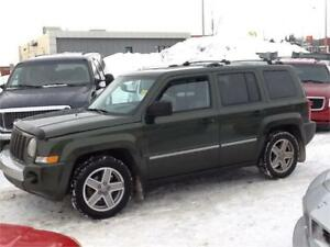 2008 Jeep Patriot Limited 4WD $6995