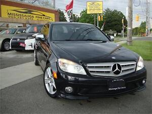 2008 Mercedes-Benz C300 4MATIC LEATHER,SUNROOF,XENON,BLUETOOTH