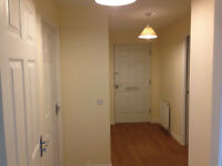 Brand new two bedroom UNFURNISHED flat available straight away