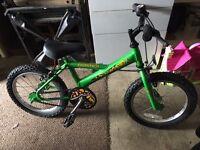 Boys Bike age 4+