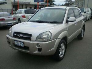 2006 Hyundai Tucson Elite Silver 4 Speed Auto Selectronic Wagon Victoria Park Victoria Park Area Preview