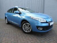 63 Plate, Renault Megane 1.5 DCI Expression+ Energy Tourer, Zero Road Tax, Up to 88MPG Diesel !!!