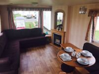 Cheap 2 bedroom static caravan for sale including fee's Clacton on Sea Martello Beach