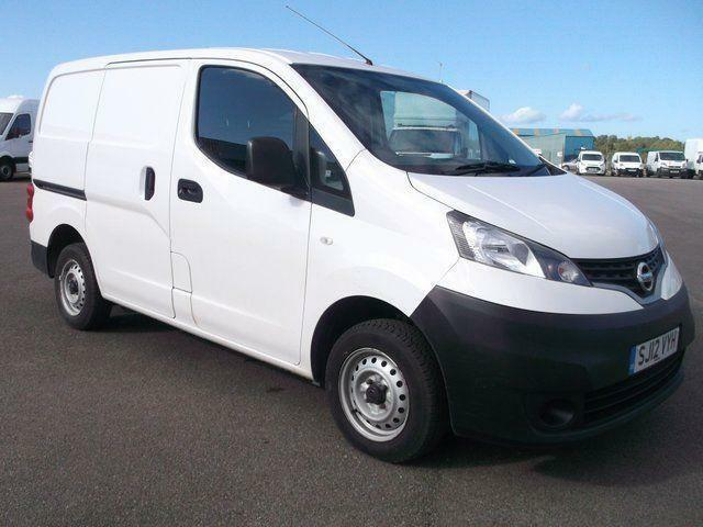 Nissan Nv200 1.5 DCI 110 SE VAN DIESEL MANUAL WHITE (2012)