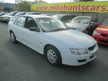 2006 Holden Commodore VZ MY06 Executive White 4 Speed Automatic Sedan Coopers Plains Brisbane South West Preview
