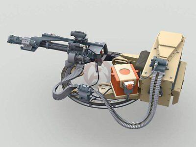 Legend 1/35 M134D Minigun on MMC System Mount w/3000 Round 3bay Ammo Box LF3D056 for sale  Sterling