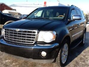2007 Chrysler Aspen Limited 197KMS $7500 DEAL PENDING