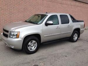 2007 CHEVROLET AVALANCHE LT LEATHER, ROOF