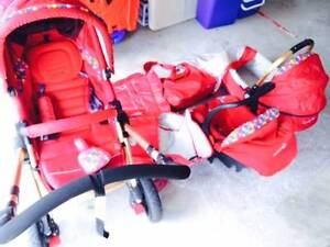 Nearly New Pram Stroller Only $980 Baulkham Hills The Hills District Preview