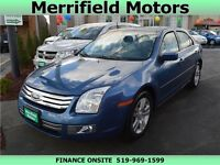 2009 Ford Fusion I4 SEL -- 1 YEAR WARRANTY -- ONSITE LOANS
