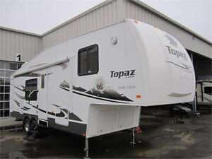 2010 TRIPLE E TOPAZ FS291RK 5TH WHEEL