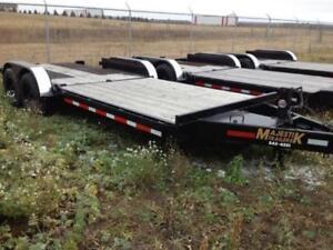 Majestik 20ft L270 Bobcat Tilt Trailer