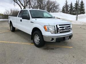 2010 Ford F-150 XLT HD 4x4 *ONE OWNER New Tires!*