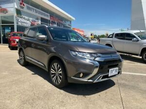 2020 Mitsubishi Outlander ZL MY20 LS 2WD Bronze 6 Speed Constant Variable Wagon
