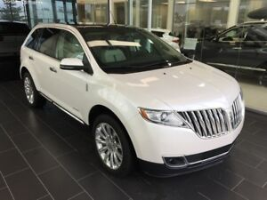 2014 Lincoln MKX Heated/Cooled Seats, Panoramic Roof, Heated Ste