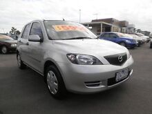 2004 Mazda 2 DY10Y1 Neo Aztec Silver 5 Speed Manual Hatchback Heatherton Kingston Area Preview