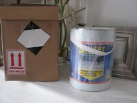 5Litres of Solent Safety Yellow Industrial Floor PAINT