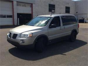 2009 PONTIAC MONTANA SV6 IN IMMACULATE CONDITION,ONLY 114,000 KM