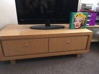 Stylish TV Stand or Low Coffee Table.