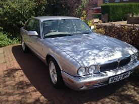 Jaguar XJ8, 2000 - 4ltr -V8 Super; 1+ owner, Very Low Mileage, Immaculate Condition