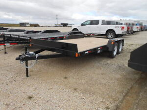 16 Foot 7000 pound car hauler for rent! Best Prices!