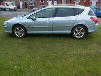 Peugeot 407 SW 2.0HDi 136 2006MY Sport PX Swap Anything considered