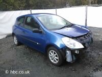 Renault Clio 1.5dci 2009 For Breaking