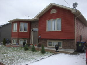 Custom built, 5 bedroom home for rent, 158 Third Line East
