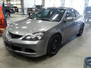 2006 Acura RSX Type-S/HTDSEATS/LTHR/SUNROOF