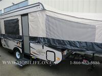 **BRAND NEW! **SLEEPS 6! **12FT BOX! **TENT TRAILER FOR SALE