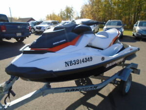 2013 Seadoo GTI-130 - ONLY 14 HOURS !!
