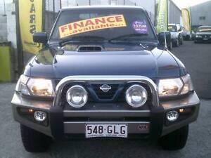 2000 Nissan Patrol TURBO DIESEL 7 SEATER $11990 FINANCE $0DEPOSIT Woodridge Logan Area Preview