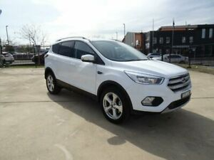 2019 Ford Escape ZG 2019.75MY Trend Frozen White 6 Speed Sports Automatic SUV Nowra Nowra-Bomaderry Preview