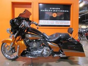 2011 FLHXSE2 Street Glide CVO Screaming Eagle  Harley Davidson