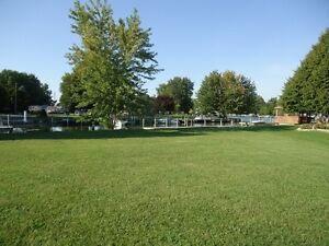 X-Wide (116ft) waterfront canal corner lot Lake St-Clair! Windsor Region Ontario image 1