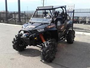 RZR XP 1000 High Lifter Black - FACTORY AUTHORIZED CLEARANCE ON