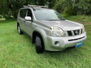 2008 Nissan X-Trail T31 ST (4x4) Silver 6 Speed CVT Auto Sequential Wagon