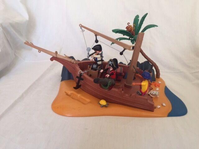 Playmobil Pirate Shipwreck