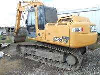 2004 Deere 160C LC