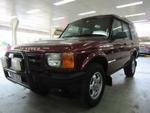2000 Land Rover Discovery TD5 (4x4) Burgundy 4 Speed Automatic 4x4 Wagon Fyshwick South Canberra Preview