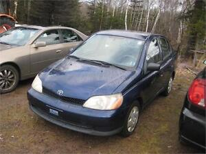 2002 Toyota Echo AS TRADED SPECIAL!! $999!!