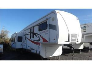 2009 Holiday Rambler Alumascape Suite Series 36SKQ II